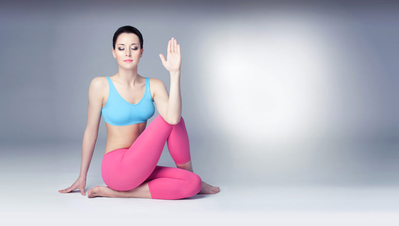 5 Yoga Poses For People Who Sit All Day